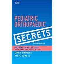 Pediatric Orthopaedic Secrets (English) 3rd Edition